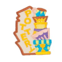 Patch - Pottery Creative Fun Patches