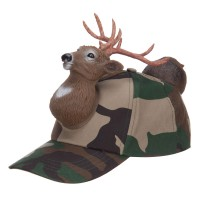 Costume - Deer Costume Ball Cap | Free Shipping | e4Hats.com