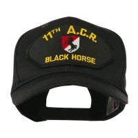 Embroidered Cap - US Army Division Large Patched Cap | Free Shipping | e4Hats.com