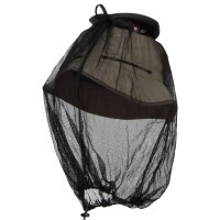 Bucket - Black Deluxe Head Mosquito Net