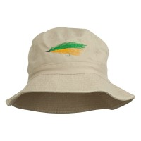 Bucket - Fly Fishing Embroidered Bucket Hat | Free Shipping | e4Hats.com