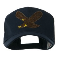 Embroidered Cap - Eagle Large Embroider Patch Cap | Free Shipping | e4Hats.com