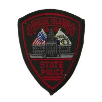 Patch - RI State Eastern State Police Patch