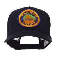 Embroidered Cap - FL Hwy USA Eastern State Patch Cap