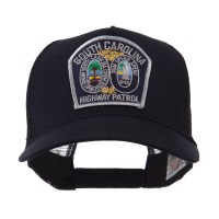 Embroidered Cap - SC Hwy USA Eastern State Patch Cap