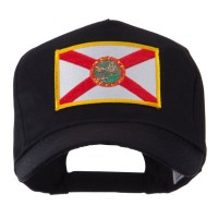 Embroidered Cap - Florida US Eastern State Patch Cap