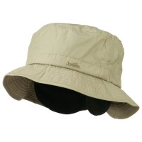 Bucket - Khaki Mens UV 50+ Lined Bucket Hat