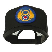 Embroidered Cap - 8th Air Force Embroidered Patch Cap