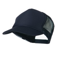 Ball Cap - Navy Royal Foam Front Mesh Cap