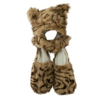 Beanie - Long Furry Animal Ear Hat | Free Shipping | e4Hats.com