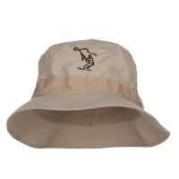 Bucket - Fly Fishing Embroidered Big Hat   Free Shipping   e4Hats.com