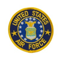 Patch - Air Force Air Force Embroidered Patch