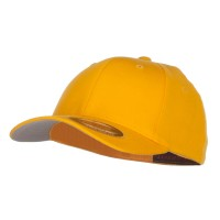Ball Cap - Gold Flexfit Youth Wooly Twill Cap