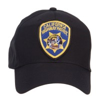 Embroidered Cap - California Highway Patrol Cap | Free Shipping | e4Hats.com