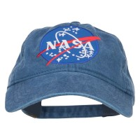 Embroidered Cap - Navy Lunar Landing NASA Patched Cap