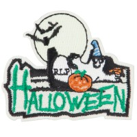 Patch - Glow in the Dark Halloween Patches | Free Shipping | e4Hats.com