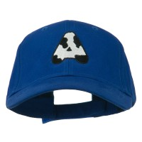 Embroidered Cap - A Holstein Letters Embroidered Youth Cap