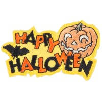 Patch - Happy Halloween Patches