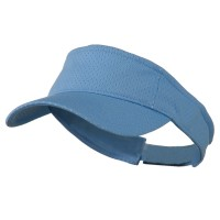 Visor - Athletic Jersey Mesh Sports Visor | Free Shipping | e4Hats.com
