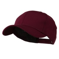 Ball Cap - Athletic Jersey Mesh Cap | Free Shipping | e4Hats.com