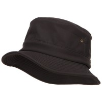 Bucket - Black UV Premium Softshell Bucket Hat