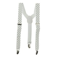 Belt , Buckle - Kid's Polka Dot Suspenders | Free Shipping | e4Hats.com