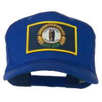 Embroidered Cap - Kentucky High Profile Patch Cap
