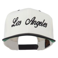 Embroidered Cap - Los Angeles Embroidered Snapback