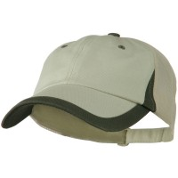 Ball Cap - Putty Olive Low Profile Camo Mesh Cap