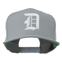 Embroidered Cap - Old English D Embroidered Cap | Free Shipping | e4Hats.com
