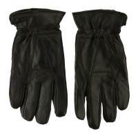Glove - Black Sheepskin Leather Glove