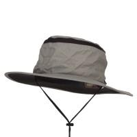 Outdoor - Grey Talson UV Quick Dry Outdoor Hat