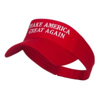 Visor - Make America Great Again Visor | Free Shipping | e4Hats.com