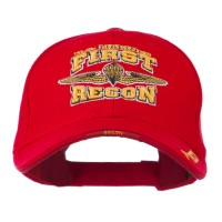 Embroidered Cap - First Recon Military Cap