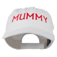 Embroidered Cap - Mummy Embroidered Cap | Free Shipping | e4Hats.com