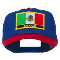 Embroidered Cap - Mexico Flag Patched Cap   Free Shipping   e4Hats.com