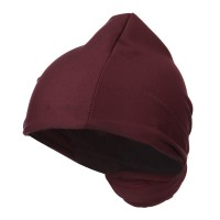 Wrap - Burgundy Magic Long Head Wrap