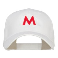 Embroidered Cap - Fire Mario Luigi Embroidered Cap | Free Shipping | e4Hats.com