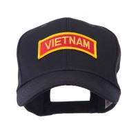 Embroidered Cap - Text Embroidered Patch Cap | Free Shipping | e4Hats.com