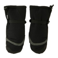 Glove - Black Men's Waterproof Ski Mitten