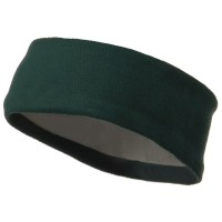 Band - Green Moisture Wicking Fleece Head Band