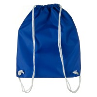 Bag - Royal Nylon Drawstring Solid Backpack