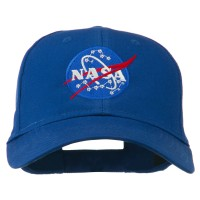 Embroidered Cap - NASA Insignia Embroidered Cap