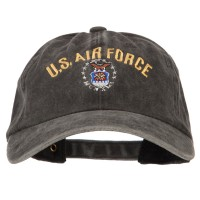Embroidered Cap - Air Force Logo Embroidery Cap