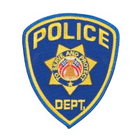 Patch - Police Department Service Patches | Free Shipping | e4Hats.com