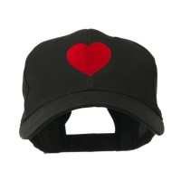 Embroidered Cap - Party Heart Logo Embroidery Cap | Free Shipping | e4Hats.com