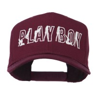 Embroidered Cap - Playboy Embroidered Cap   Free Shipping   e4Hats.com