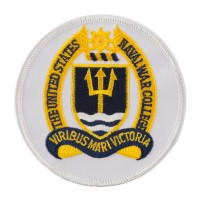 Patch - NW College Navy Logo Patches
