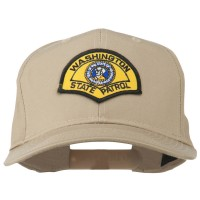 Embroidered Cap - Washington State Patrol Patched Cap | Free Shipping | e4Hats.com