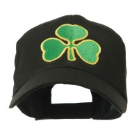 Embroidered Cap - Black Clover St.Patrick's Day Cap